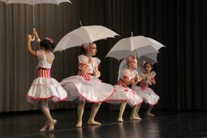 Ballett Proben 6-9 Jahre