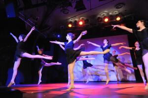 Ballett Proben ab 17 Jahre