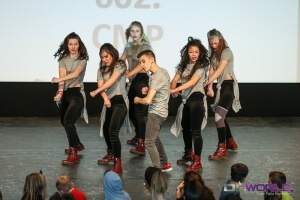 Hip Hop Training Seniors Advanced ab 17 Jahre