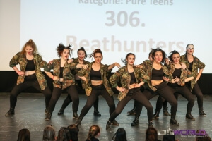 Hip Hop Training Teens Pure ab 12 Jahre