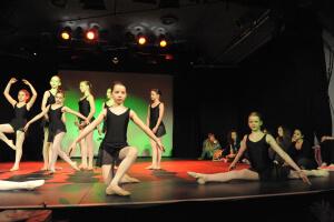 Ballett Proben 10-13 Jahre2