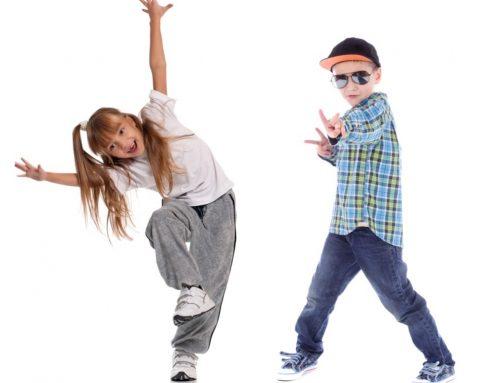 NEUE HIP HOP KIDS KURSE