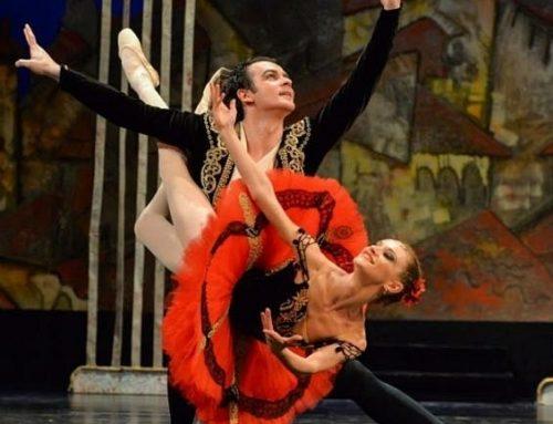Werde Teil unserer Ballettaufführung DON QUIJOTE!