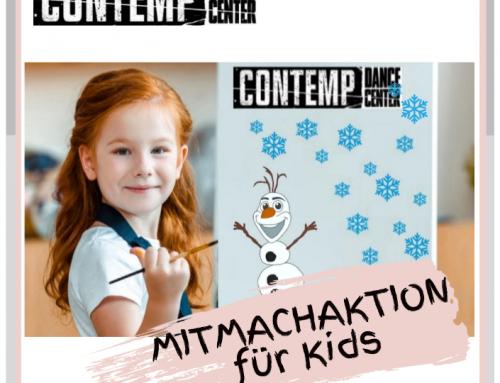 MITMACHAKTION FÜR KLEINE EISKÖNIGIN-FANS